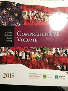 South-western Federal Taxation 2018: Comprehensive - Hardcover - GOOD