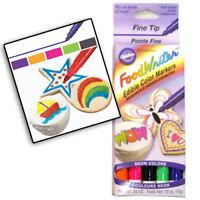 Wilton Edible FoodWriter Fine Tip Color Marker