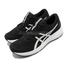 Asics Patriot 12 Black White Women Running Casual Shoes Sneakers 1012A705-001
