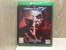 Tekken 7 XBOX ONE Game New & Sealed