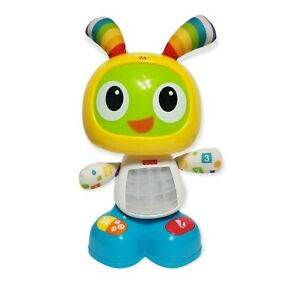 BeatBo Dance & Move Fisher Price Baby Dancing Robot Learning Toy Tested &Works