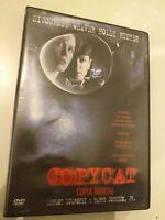Dvd copycat /copia mortal (sigourney weaver y holly hunter )coleccionistas