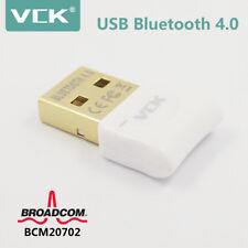 VCK Dual Mode Bluetooth 4.0 USB Dongle Low Energy Broadcom BCM20702 Adapter