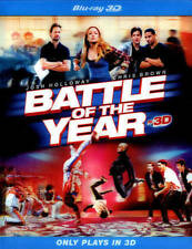 BATTLE OF THE YEAR Blu-ray Free Shipping