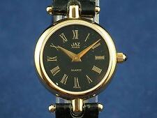 Vintage Jaz Paris Ladies quartz Dress Watch NOS 1980s Old Stock BOXED RRP $150