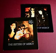 The Sisters Of Mercy 2 X 7'' VINYL  SINGLE  Dominion / This Corrosion UK PRESS !