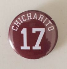 "Chicharito 17 Badge 25mm 1"" Pin Button Badge West Ham United FC Football"