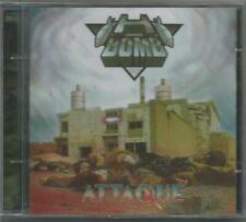 H BOMB Attaque CD SEALED 1984 france heavy misanthrope gojira black rain accept