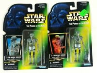 Star Wars Kenner Power Of The Force POTF figures 2-1B medic driod 1996 Sealed
