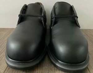 Red Wing 4408 Steel Toe Safety Oxford Work Shoes USA Made Size 9 EE Wide NEW
