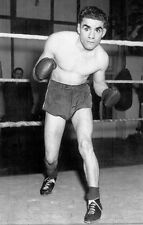 PETER KANE 8X10 PHOTO BOXING PICTURE IN GYM