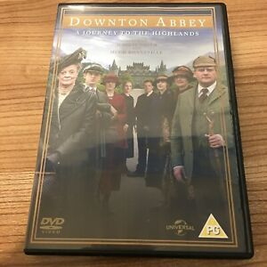 Downton Abbey A Journey to the Highlands DVD (2012) Maggie Smith Cert PG