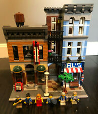 LEGO Creator Expert Detective's Office (10246) Modular building USED
