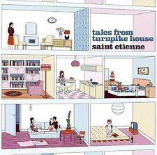Tales from Turnpike House - Saint Etienne  Audio CD Buy 3 Get 1 Free