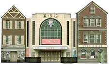 Cinema, Post Office & Shop - Superquick C2 - OO Low Relief kit - free post