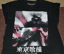Tokyo Ghoul T-Shirt Official Manga Anime Ken Kaneki Mens M Medium 100% Cotton