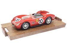 Brumm 1/43 Scale Diecast - R155 Ferrari 250 T R S HP 300 1960