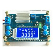 DC-DC 5A 75W Step Down Power Supply Module LCD Display DIY Buck Converter CVCC
