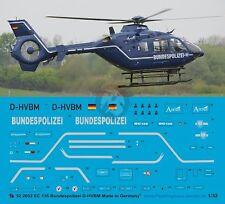 Peddinghaus 1/32 EC135 T2+ Police Helicopter Markings D-HVBM Bundespolizei 2652