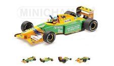 Benetton Ford B192 – M. Schumacher – 3rd German GP 1992 #19 - Minichamps (1:18)
