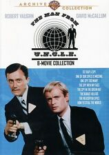 Man from U.N.C.L.E.: 8 Movies Collection [4 Discs] (2011, DVD NIEUW) DVD-R