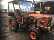 Zetor 4911 2wd Classic Tractor No Vat Ford New Holland Jd Massey Ferguson Jcb