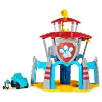 PAW Patrol Dino Rescue HQ Playset With Sounds And Exclusive Rex Figure & Vehicle