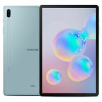 "Samsung Galaxy Tab S6 10.5"" 256GB WiFi Tablet Cloud Blue - SM-T860NZBLXAR"