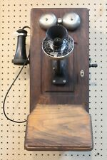 Western Electric Antique Wall Phone