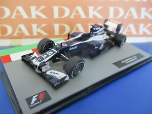 Die cast 1/43 Modellino Auto F1 Williams FW34 2012 P. Maldonado