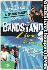 Bandstand - Live In Australia 69-70 DVD NEW, FREE POST WITHIN AUSTRALIA REG ALL