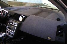 Toyota Echo 2000-2005 Sedona Suede Dash Board Cover Mat Charcoal Grey