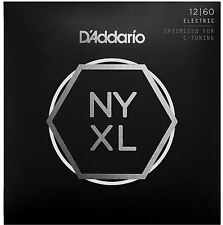 D'Addario NYXL1260 Electric Guitar Strings Extra Heavy 12-60 - Latest Model