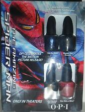 OPI NAIL POLISH THE AMAZING SPIDER-MAN MINI SET 3.75ml MINI SET M33 M34 M36 M38