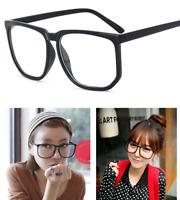 Oversize square Eyeglass Frames Women Men Full-rim Eyewear Glasses Frames New