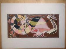 Mario RADICE - Serigrafia 50 x 70 cm, esemplare P.A.