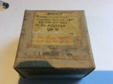 NOS Vulcanised Fibre Jointing Washer AGS164/A qty 36 (FL)