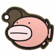 Girls und Panzer Anglerfish Character Cospa PVC Patch Wappen Badge Anime Art