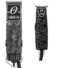 Oster Classic 76 Professional clipper Skull + Limited T-Finisher Pro Skulls