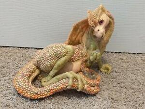 Dragon Keep Marty Sculpture Hatch Mother Dragon #5200 Rare