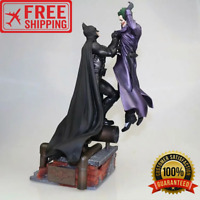 Comic DC BatmanVSJoker Action Figure Anime Statue PVC CollectibleModelToy