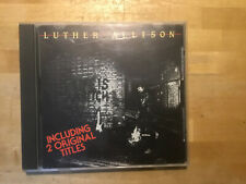 Luther Allison - Life Is A Bitch  [CD Album] 1984 Electric Blues