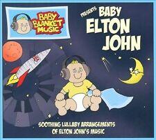 Playgro BBM002 Baby Blanket Music Soothing Lullaby Music CD, Elton John