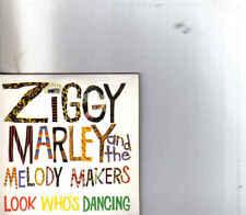 Ziggy Marley-Look Whos Dancing 3 inch cd maxi single
