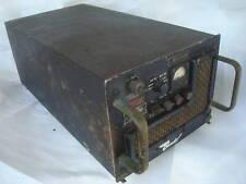 Bendix Aviation Radio Marker TA-18BB Transmitter Receiver RDR-1 1953 360 Crystal