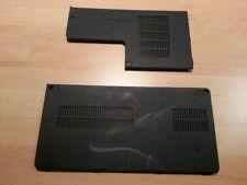 Set cover sportellini RAM Hard Disk HP COMPAQ PRESARIO CQ62 case memorie tappi