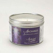 Archangel Tzapkiel Aromatherapy Vegan Natural Fragranced Sacred Soy Wax Candle