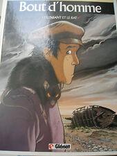 BOUT D HOMME Edition originale Tome 1 L'enfant et le rat Kraehn