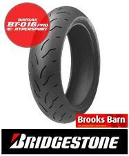 Honda CBR 600 RR 2013 Bridgestone Battlax BT-016 PRO Rear Tyre (180/55 ZR17) 73W