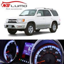 LED Gauge Instrument Lights Bulbs Kit for Toyota 4Runner w/Analog Odo 1996-2002